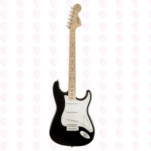 گیتار الکتریک فندر Squier Affinity Stratocaster Maple BLK