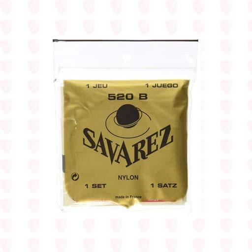 سیم گیتار کلاسیک ساوارز مدل 520 b