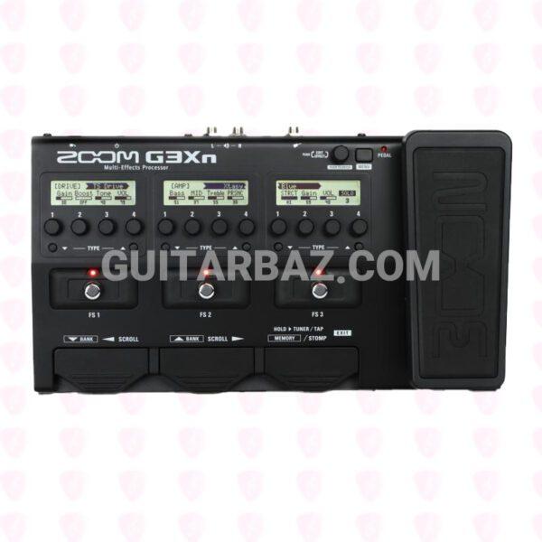 افکت گیتار الکتریکZOOM G3Xn