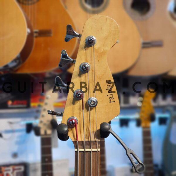 گیتار جزباس رینبو - Rainbow