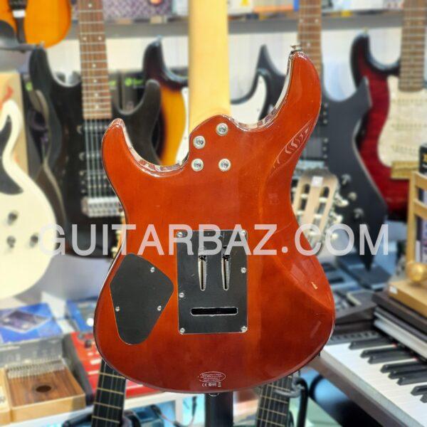 گیتار الکتریک یاماها پاسیفیکا pac612v