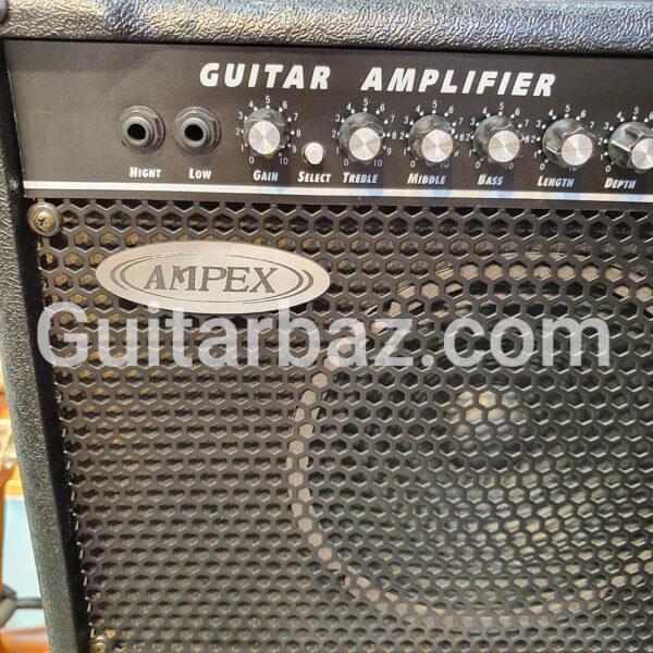 آمپلی فایر گیتار آمپکس