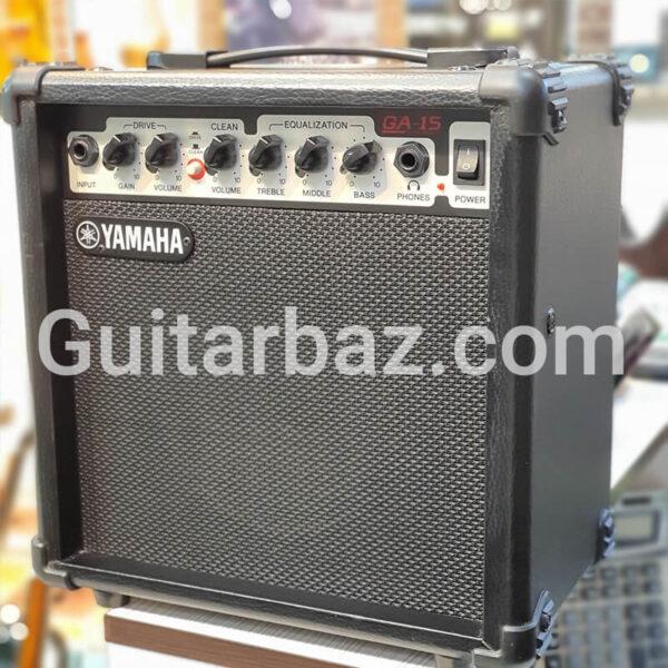 آمپلی فایر گیتار الکتریک یاماها ga 15
