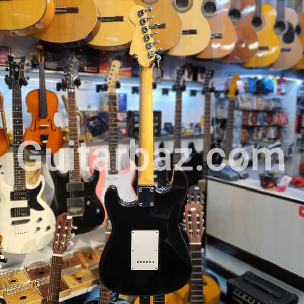 گیتار الکتریک b.c.rich استرتوکستر   b.c.rich stratocaster
