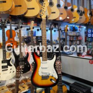 گیتار الکتریک b.c.rich استرتوکستر | b.c.rich stratocaster