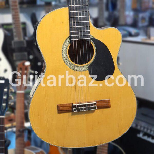 گیتار کلاسیک پیکاپدار آریا ak30ce