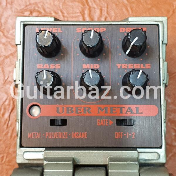 افکت یونیت گیتار الکتریک Line6 Uber Metal