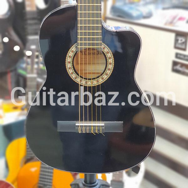 گیتار کلاسیک پیکاپدار آریانا ak25ce