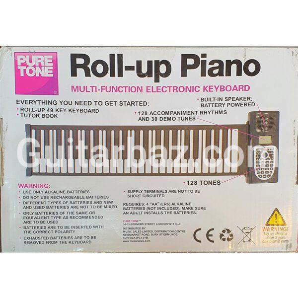 پیانو رولی roll-up