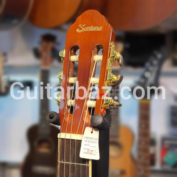 گیتار کلاسیک سانتانا پیکاپدار